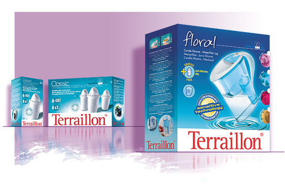 Terraillon Packaging