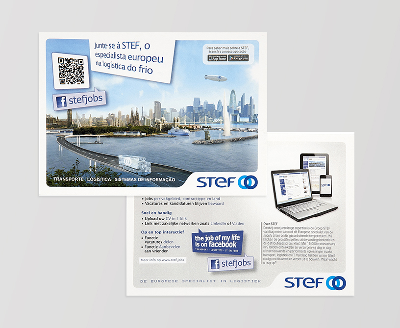 STEF documents Agences et recrutement Europe