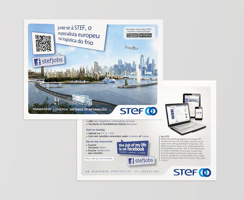 STEF Edition européenne