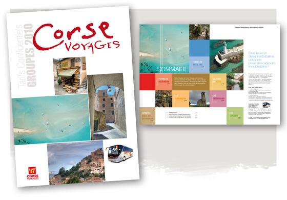 Corse Voyages