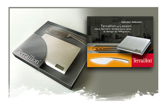 Terraillon Packaging