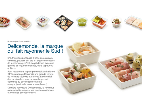 Catalogue produits digital