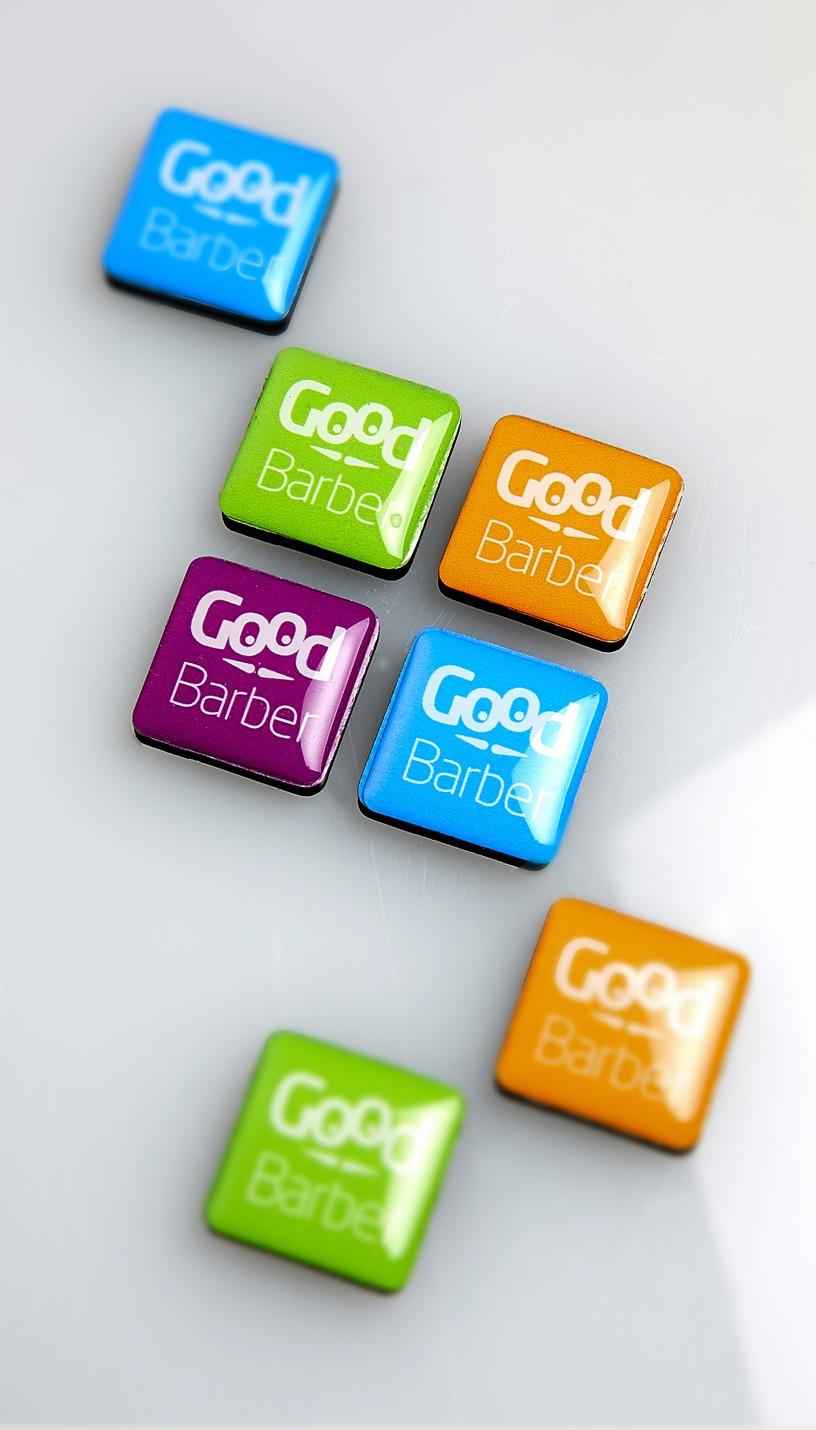 Nous avons créé leur logo et avec Good Barber ...nous ferons votre Beautiful App !