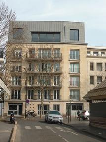 """Surélévation ? Paris Seine Promotion sait faire, toutes ses références sont sur son """"nouveau"""" site ..."""