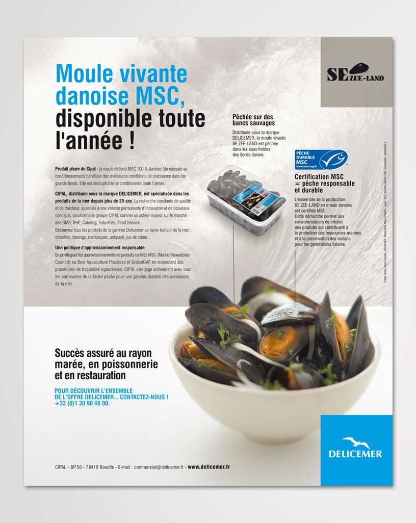 Certification MSC = pêche responsable et durable