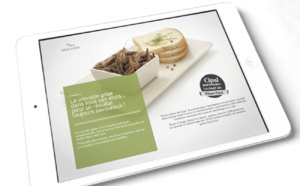 Catalogue produits digital